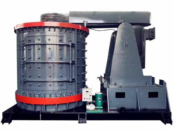 多级新型立式制砂机