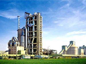 新型干法水泥生产线