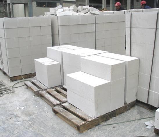 蒸养砖生产图