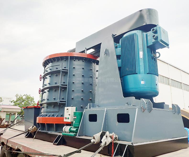 多级新型立式制砂机发货现场图4